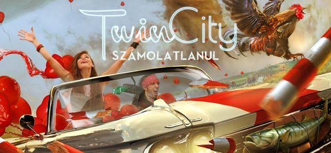 Twin City CD – már kapható !!!
